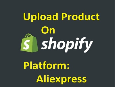 Product upload expert for shopify