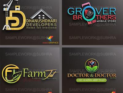 Do professional logo design + Favicon with all editable files