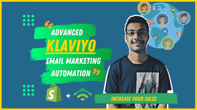 Setup Klaviyo Email Marketing flows automation for Shopify