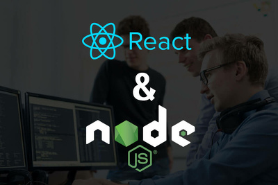 Develop your web application using React Js & Node Js
