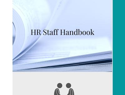 Draft a standard Staff Handbook