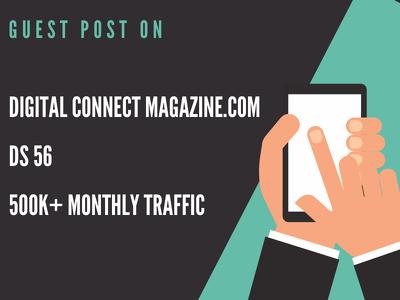 Publish Guest Post On Digital Connect Magazine-DS 56