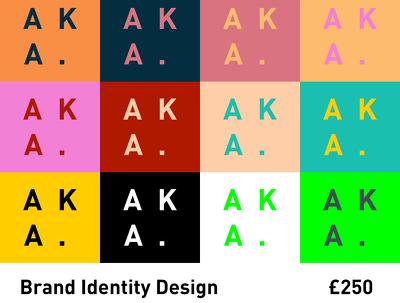 Design a Brand Identity