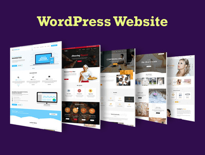 Deliver a responsive WordPress Website professionally