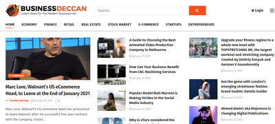Publish Featured Article on Business Deccan, Businessdeccan.com