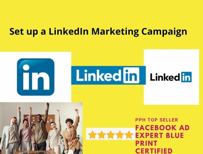 Set up Super Star LinkedIn Ads Marketing Campaign