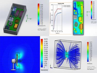 Computational Fluid Dynamics Analysis