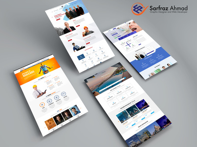 Wordpress Website- 6 pages responsive and SEO friendly