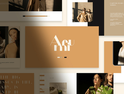 Create a professional brand identity and  brand style guide