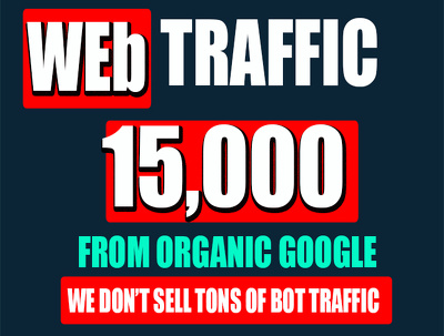 Bring organic traffic for your online business or blog outreach
