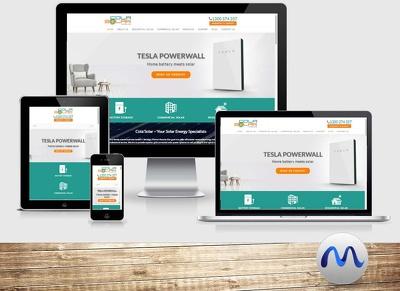 Design and develop a WordPress  responsive website