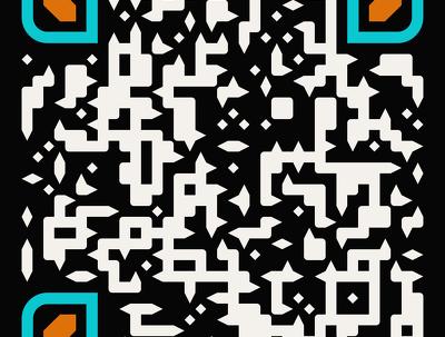 Create qr code design with logo