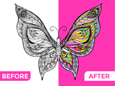Design professional custom logo and do manually vector tracing