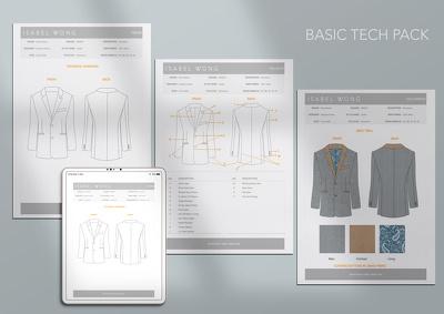 Create a BASIC tech pack