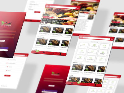 Design Awesome High End UI UX Design of your Business