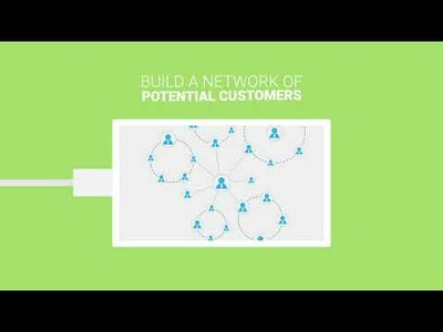 Boost traffic, build a network and drive sales (Social Media)