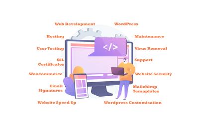 Run Maintenance on your WordPress website