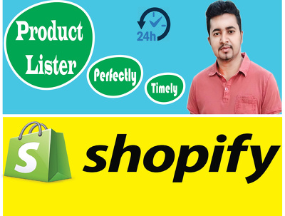 Do 30 product listing to your shopify store
