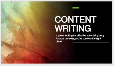Offer  Content Writer (blog post of up to 500 words)