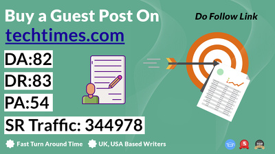 Provide You Guest On techtimes.com