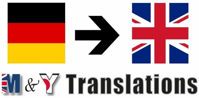 Translate 500 words from German to English