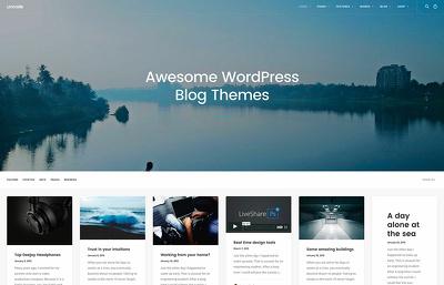 Design Top Selling And Responsive WordPress Website.