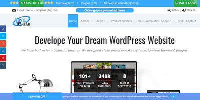 Write & Publish A Guest Post ON weblizar.com DA-78,PA-73