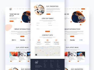 Design and develop professional SEO optimized wordpress website