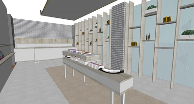 Provide Retail Project Interior Design