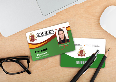 Design Perfect Identity Card design in 4 hr