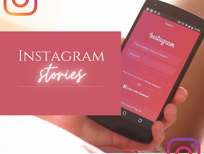 Create 4 Bespoke Instagram Stories