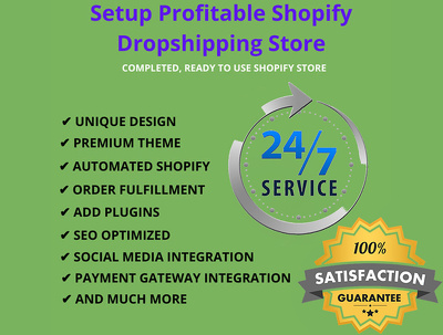 Your shopify expert to fix, customize and store design