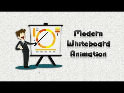Create a New-style Whiteboard Animation Video in 2 days