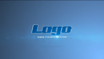 Give you logo animation template