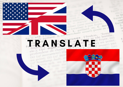Translate up to 500 words from English to Croatian