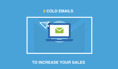Write 3 compelling Sales email