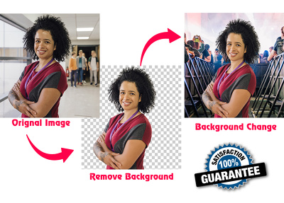 Remove Background From Image Professionally in ONE HOUR