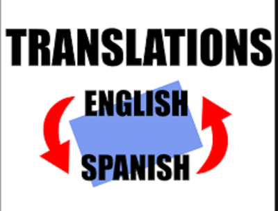 500 Words English To Spanish