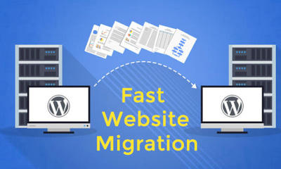 Do fast wordpress website migration with 100% accuracy