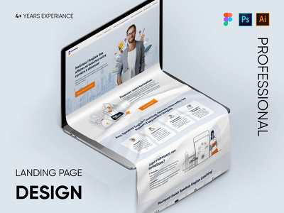 Create an amazing landing page