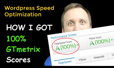 Do super fast wordpress speed optimization + CDN