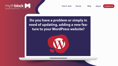 Fix any WordPress problems or add features