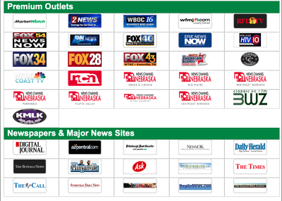Do Press Release Writing and Distribution on 350 Premium Sites