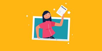 Design your new CV