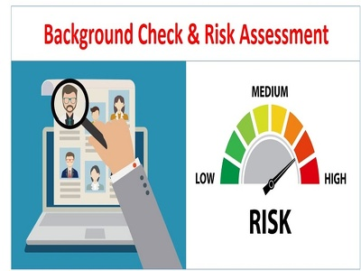 Conduct Background Check & Risk Assessment On Company & Owners
