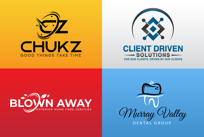 Design versatile eye catching logo unlimited revisions + files
