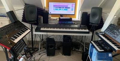 Mix and master your track