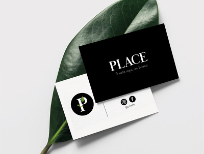 Design your brand identity, logo or business card