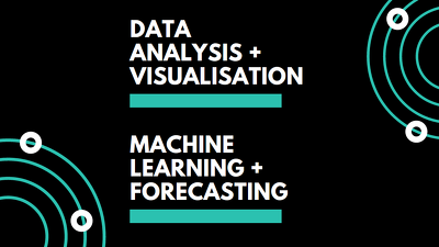 Analyse your data with interactive report & visualisation
