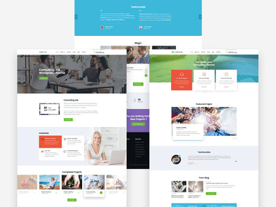 Design & Develop responsive , fast and SEO friendly website